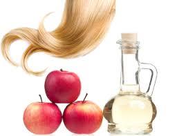 Resultado de imagem para vinagre de maça nos cabelos