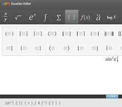 equation daum equation editor create