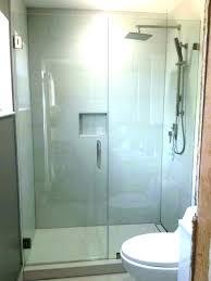 cost to install shower cost to install shower door shower door installation cost glass shower door