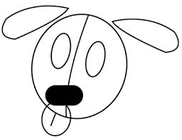 Small Picture How to Draw Simple Cartoon Puppy with Step by Step Drawing Lesson