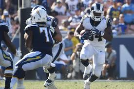Lions Running Back Depth Chart 2019 Rams Roster Preview Rb Malcolm Brown With Less Load To