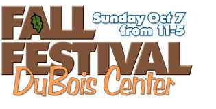 Fall Festival Flier Fall Festival Flier Dubois Center