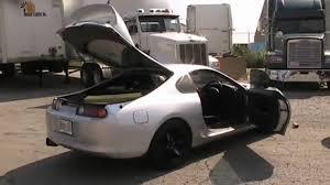 1994 Toyota supra turbo right hand drive Walk around and quick ...