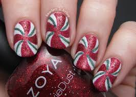 Christmas Nail Art Idea Round-up! - Adventures In Acetone | Nail ...