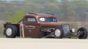 This 1939 Ford Truck Is Trying to Make the 200 MPH Club – Robb Report