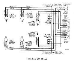 chrysler diagrams Imperial Wiring Diagrams 1963 65 chrysler imperial door locks Basic Electrical Wiring Diagrams