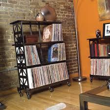 boltz lp record storage rack