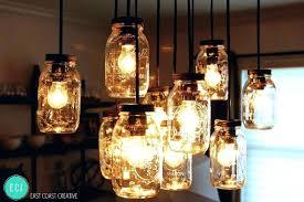 full size of bell jar lighting pendants mason pendant lights for glass chandelier marvelous entry