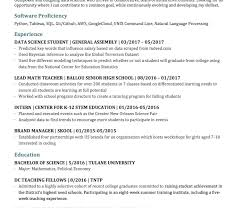 Indeed promo resume