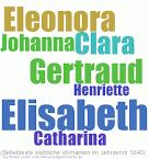 Liste deutscher Vornamen germanischer Herkunft Wikipedia