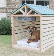 large size of diy doghouse gazebo blogger home projects we love raised outdoor dog bed