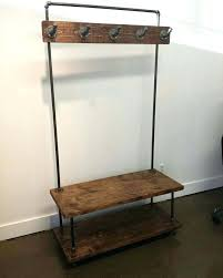 Coat Rack Uk Hallway Coat Rack Bench 100asydollars 63