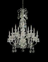 crystorama 5020 pb cl saq traditional crystal ten light chandelier