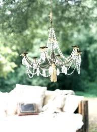 battery operated outdoor chandelier outdoor chandelier battery operated full image for outdoor crystal chandeliers for gazebos