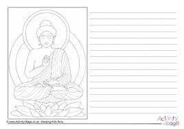 buddha story paper