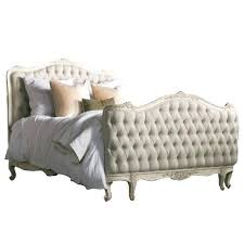 White Tufted Bed Headboard Bedroom Set – locoapp