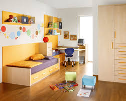 Kids Room Attractive Nice Design Kidsroom Ikea With Wooden Bed Frame On The