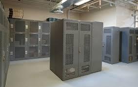 military equipment storage lockers