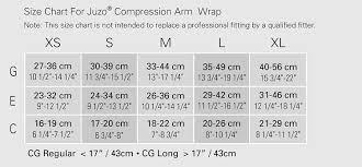 Juzo Compression Arm Wrap Black X Large Reg 6000cgr Xl