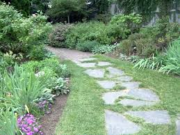 wooden garden path pathway ideas for backyard garden landscaping backyard walkway ideas wooden garden path ideas
