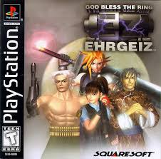 Ehrgeiz - God Bless the Ring psx iso download