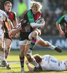Strettle's foot injury flares to put Quins wing's Euro hopes on hold ...