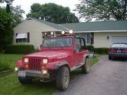 Jeep Yj Light Bar Car You Drove Before U Got Your Jeep Page 3 Jeep