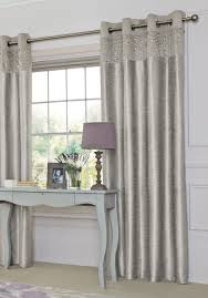 Next Bedroom Curtains Buy Sequin Band Eyelet Curtain From The Next Uk Online Shop Home