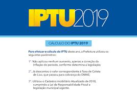 Cálculo do IPTU - Portal da Prefeitura de Uberlândia