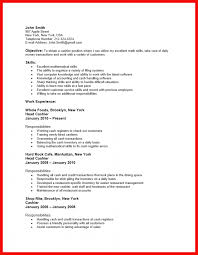 Whole Foods Cover Letter Grocery Store Cashier Resume Sample