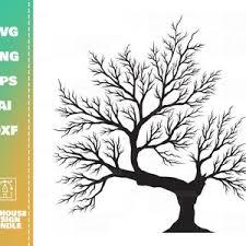 1000 spooky halloween tree free vectors on ai, svg, eps or cdr. Halloween Tree Spooky Tree Svg Dead Tree Svg Dead Tree Etsy