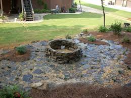 patio design ideas with fireplace pits layout your patio program