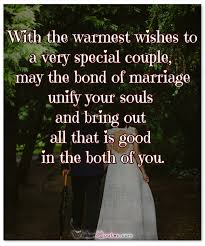 Wedding Wishes Quotes Stunning 48 Inspiring Wedding Wishes And Cards For Couples That Inspire You