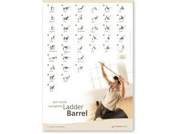 Pilates Wall Chart Stott Pilates Wall Chart