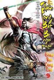 Thiên Long Bát Bộ Ngoại Truyện chap 9