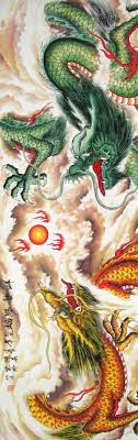 about the chinese dragon art gallery