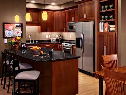 Small Picture Cherry Kitchen Cabinets Rockford Door Style CliqStudios