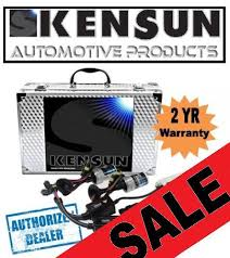 kensun hid lighting lamps kensun hid headlight fog conversion kit all sizes and colors 2 year warranty