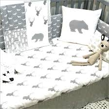woodland crib bedding sets mini crib bedding sets bedding cribs luxury diaper reversible mini kids leopard