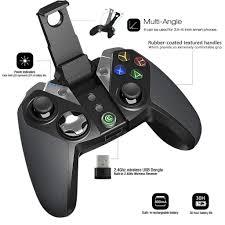 10 tay cầm chơi game cho tivi Android không dây và có dây tốt nhất