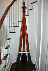 Boat Oar Coat Rack 100 Best Oars Images On Pinterest Beach Cottages Decorating Oar Coat 91