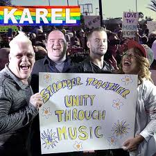 Stronger Together (feat. Thea Austin, Morgan Mallory... de Karel : Napster