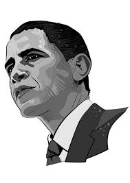 Small Picture Coloring page Barack Obama img 24667