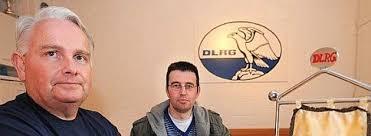 DLRG-Ortsgruppe Dellwig: Geschäftsführer <b>Werner Sander</b> und Vorsitzender Jörg <b>...</b> - 38174011-137-543x199