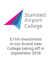 stansted airport college reasons to choose us 11 investment in our brand new college taking off in 2018