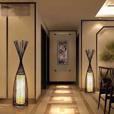 Bolcom Oosterse Lampen Oosterse Vloerlamp Chinese Staande Lamp