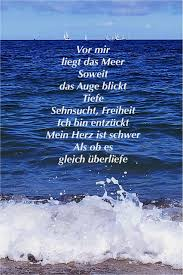Gedichte Zitate Meer Leben Zitate