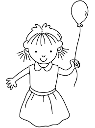 Small Picture Happy Girl coloring pages Free Printable Happy Girl coloring pages