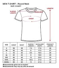 Neck And Sleeve Size Chart Scott International Mens Basic Cotton Round Neck Half Sleeve Solid T Shirts Pack Of 2