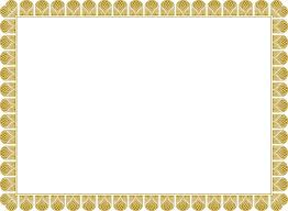 brown-gold-certificate-templates-blank